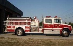 1994 E-One 1500 GPM Pump 1000 Gallon Tank